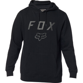 Fox Legacy Moth Fleece Pullover Herren black/black